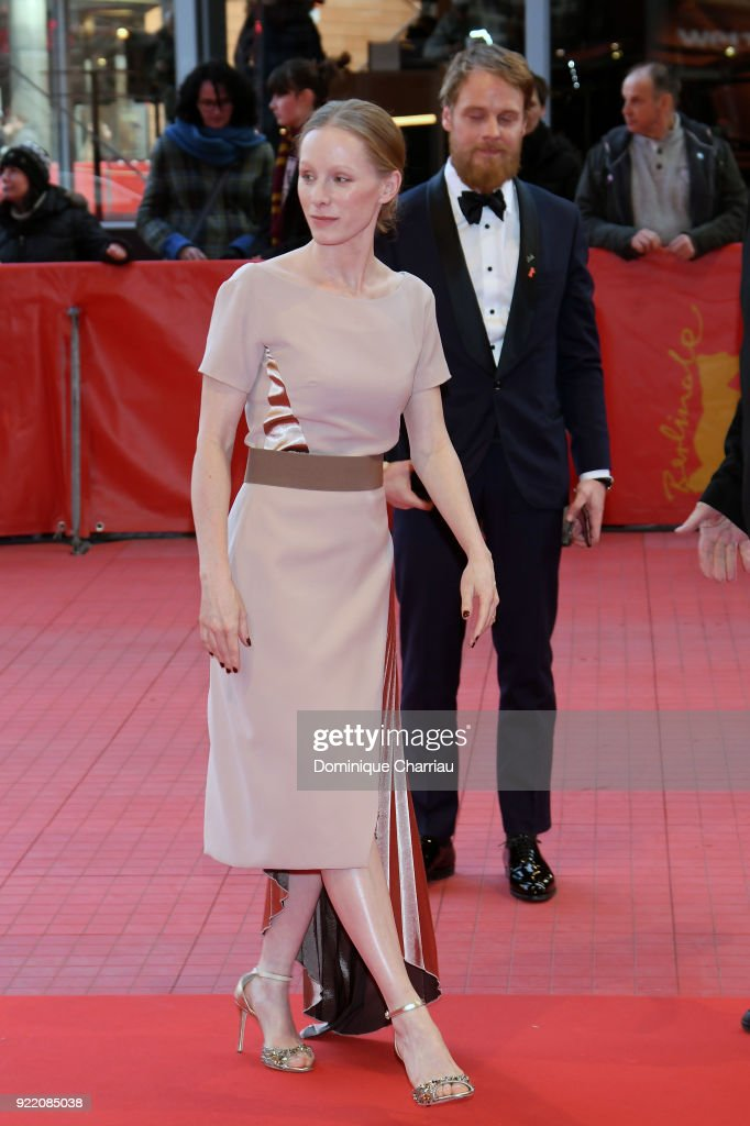 'My Brother's Name is Robert and He is an Idiot' Premiere - 68th Berlinale International Film Festival : News Photo