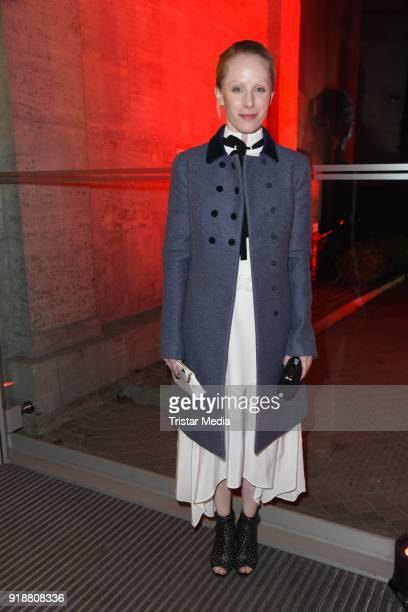 Susanne Wuest during the Berlin Opening Night by GALA and UFA Fiction at Das Stue on February 15 2018 in Berlin Germany