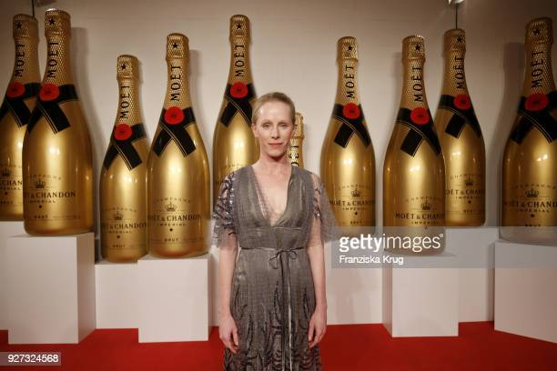 Susanne Wuest during the Moet Academy Night on March 4 2018 in Berlin Germany