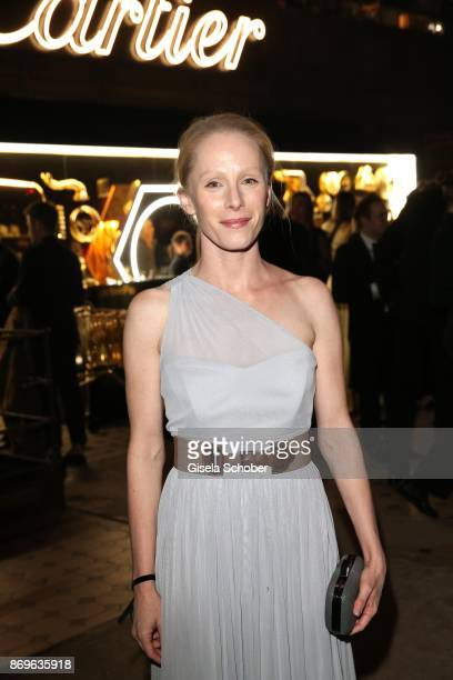Susanne Wuest during the 'When the Ordinary becomes Precious #CartierParty Berlin' at Old Power Station on November 2 2017 in Berlin Germany