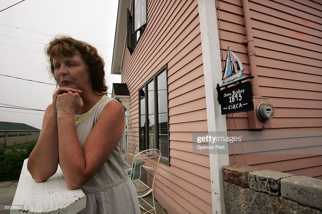 Supreme Court Rules Cities Can Seize Homes For Private Developers : News Photo