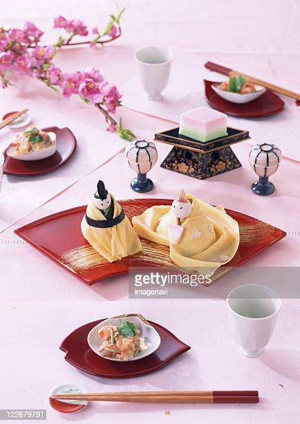 Sushi for the Doll Festival