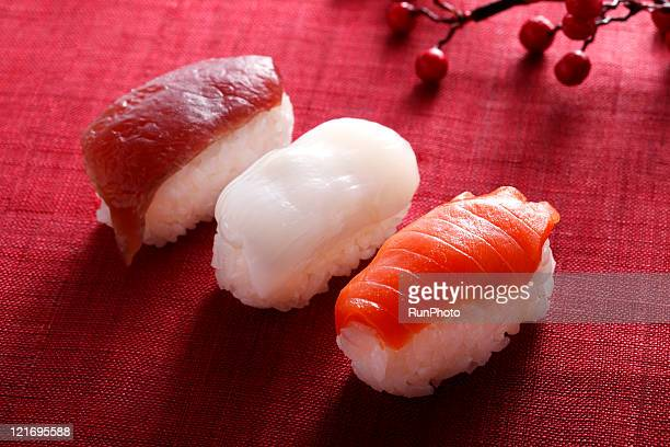 sushi image,japan food - runphoto ストックフォトと画像