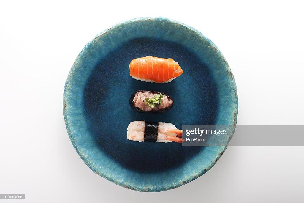 sushi image,japan food : Stock Photo