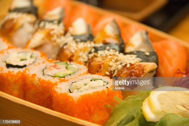 sushi - lutavia stock pictures, royalty-free photos & images