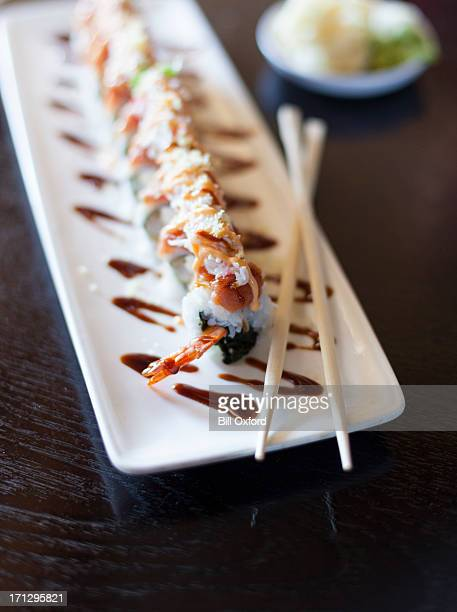sushi - wasabi sauce stock pictures, royalty-free photos & images