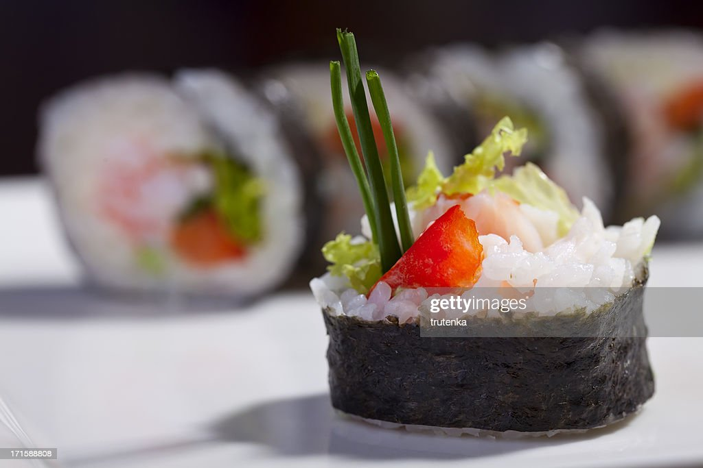 寿司。 : ストックフォト