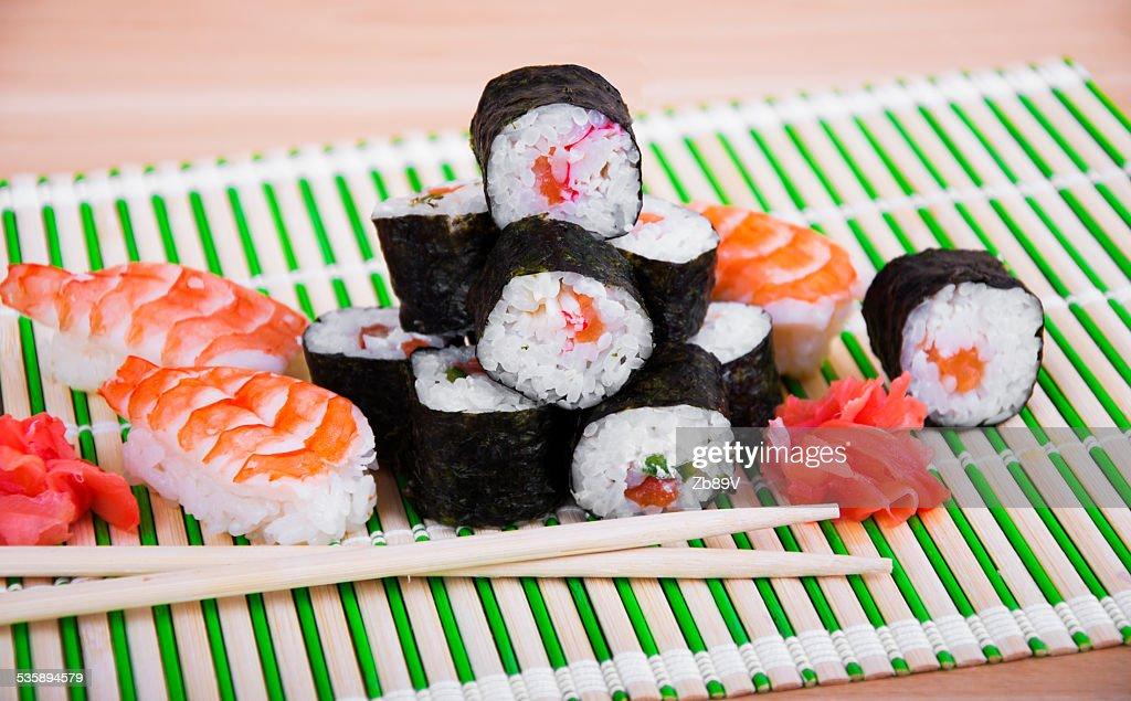 sushi : Stockfoto