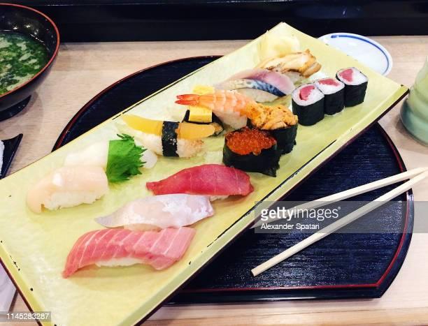sushi set sushi restaurant