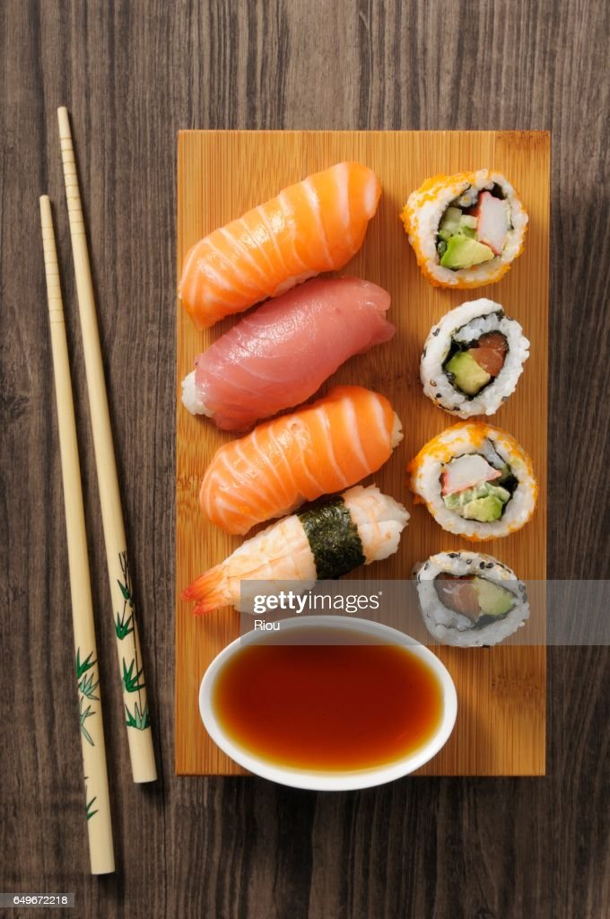 sushis : Stock Photo