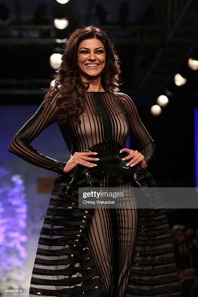 Lakme Fashion Week Winter/Festive 2014 - Opening Show