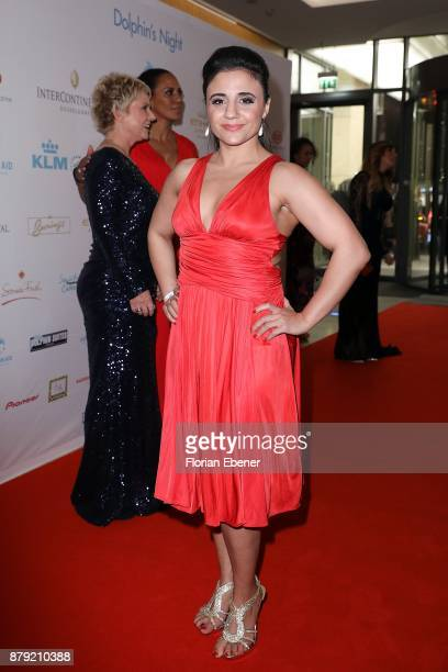 Susianna Kentikian attends the charity event Dolphin's Night at InterContinental Hotel on November 25 2017 in Duesseldorf Germany