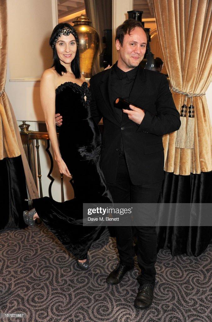 The British Fashion Awards 2012 - Winners