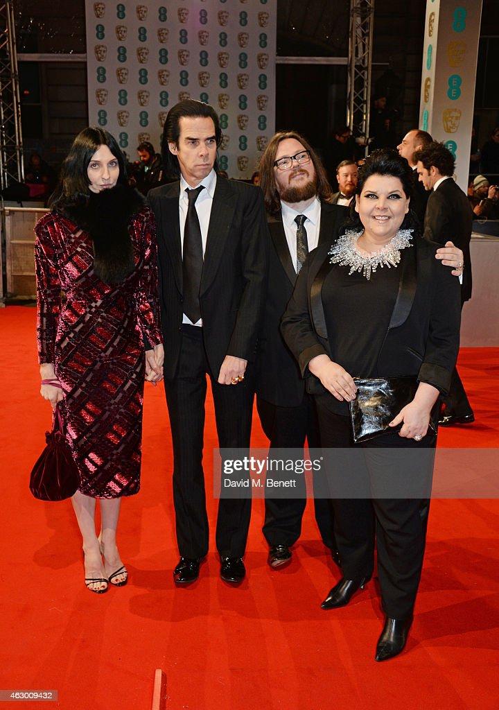 EE British Academy Film Awards 2015 - VIP Arrivals : News Photo
