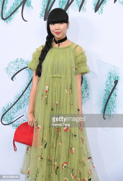 Susie Bubble attends The Serpentine Gallery Summer Party at The Serpentine Gallery on June 28 2017 in London England