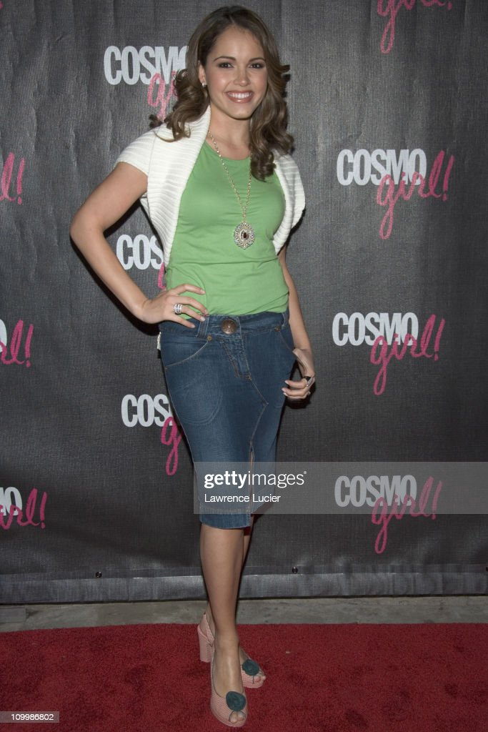 Kimberly Stewart Hosts CosmoGIRL!'s Second Annual Fashion Week Kickoff Party