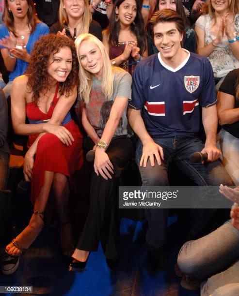 Susie Castillo, Kate Bosworth and Brandon Routh