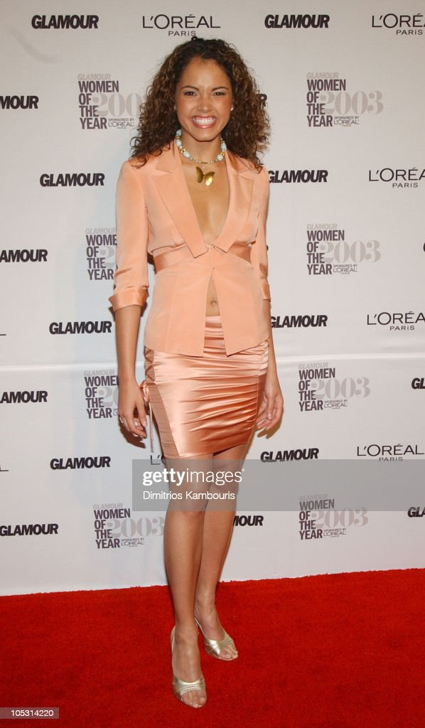 14th Annual GLAMOUR Women of the Year Awards - Red Carpet