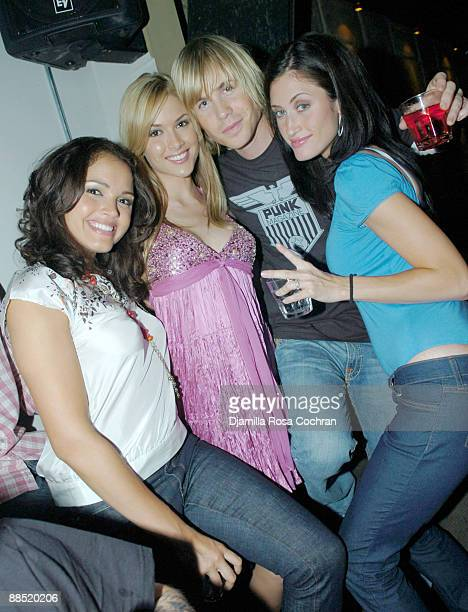 Susie Castillo Miss USA Tara Conner Ashley Parker Angel and Tiffany Lynn Angel