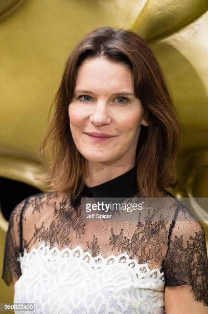 Susie Dent attends the BAFTA Craft Awards held at The Brewery on April 22 2018 in London England