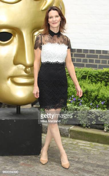 Susie Dent attends the BAFTA Television Craft Awards held at The Brewery on April 22 2018 in London England