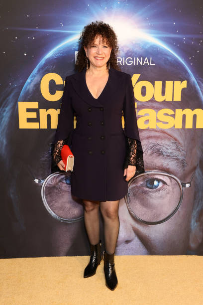 """CA: Premiere Of HBO's """"Curb Your Enthusiasm"""" - Arrivals"""