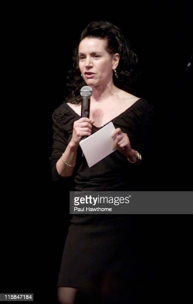 Susie Essman of Curb Your Enthusiasm during Change For Kids 6th Annual Talent Extravaganza at Studio 54 in New York City New York United States