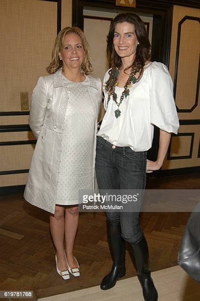 Susie Hilfiger and Jennifer Creel attend BEST CO's Fall Preview Benefit for THE SOCIETY OF MEMORIAL SLOAN KETTERING CANCER CENTER at Bergdorf Goodman...