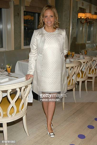 Susie Hilfiger attends BEST CO's Fall Preview Benefit for THE SOCIETY OF MEMORIAL SLOAN KETTERING CANCER CENTER at Bergdorf Goodman on April 12 2007...