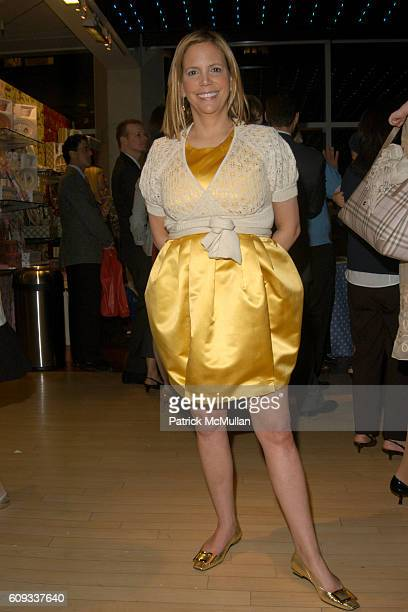 Susie Hilfiger attends The Society of Memorial SloanKettering Cancer Center's 16th Annual Bunny Hop at FAO Schwarz on March 13 2007 in New York City