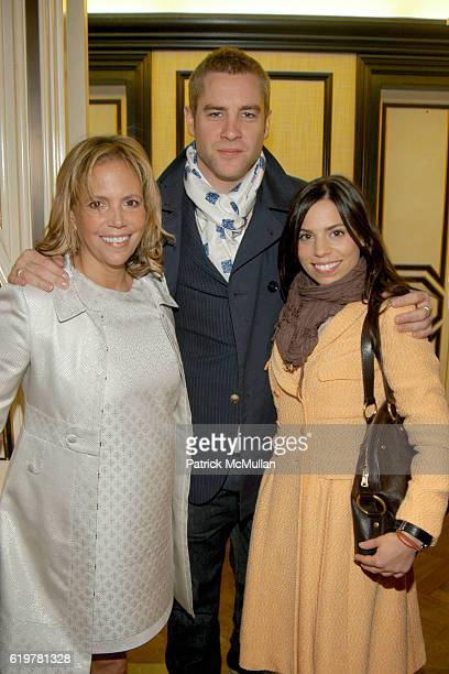 Susie Hilfiger Jason Rowe and Ally Hilfiger attend BEST CO's Fall Preview Benefit for THE SOCIETY OF MEMORIAL SLOAN KETTERING CANCER CENTER at...