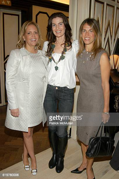 Susie Hilfiger Jennifer Creel and Caryn Zucker attend BEST CO's Fall Preview Benefit for THE SOCIETY OF MEMORIAL SLOAN KETTERING CANCER CENTER at...
