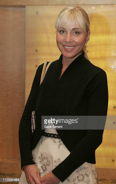 Susie Maroney during Patch Adams Charity Auction for Westmead Childrens Hospital at The Children's Hospital at Westmead in Sydney NSW Australia