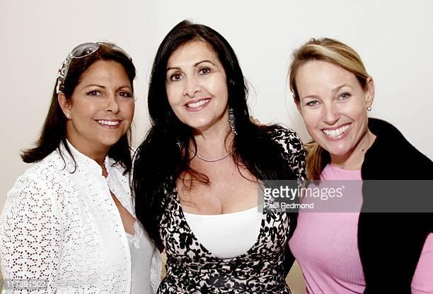 Susie Sheinberg Layna Friedman and Tracy Steinfeld