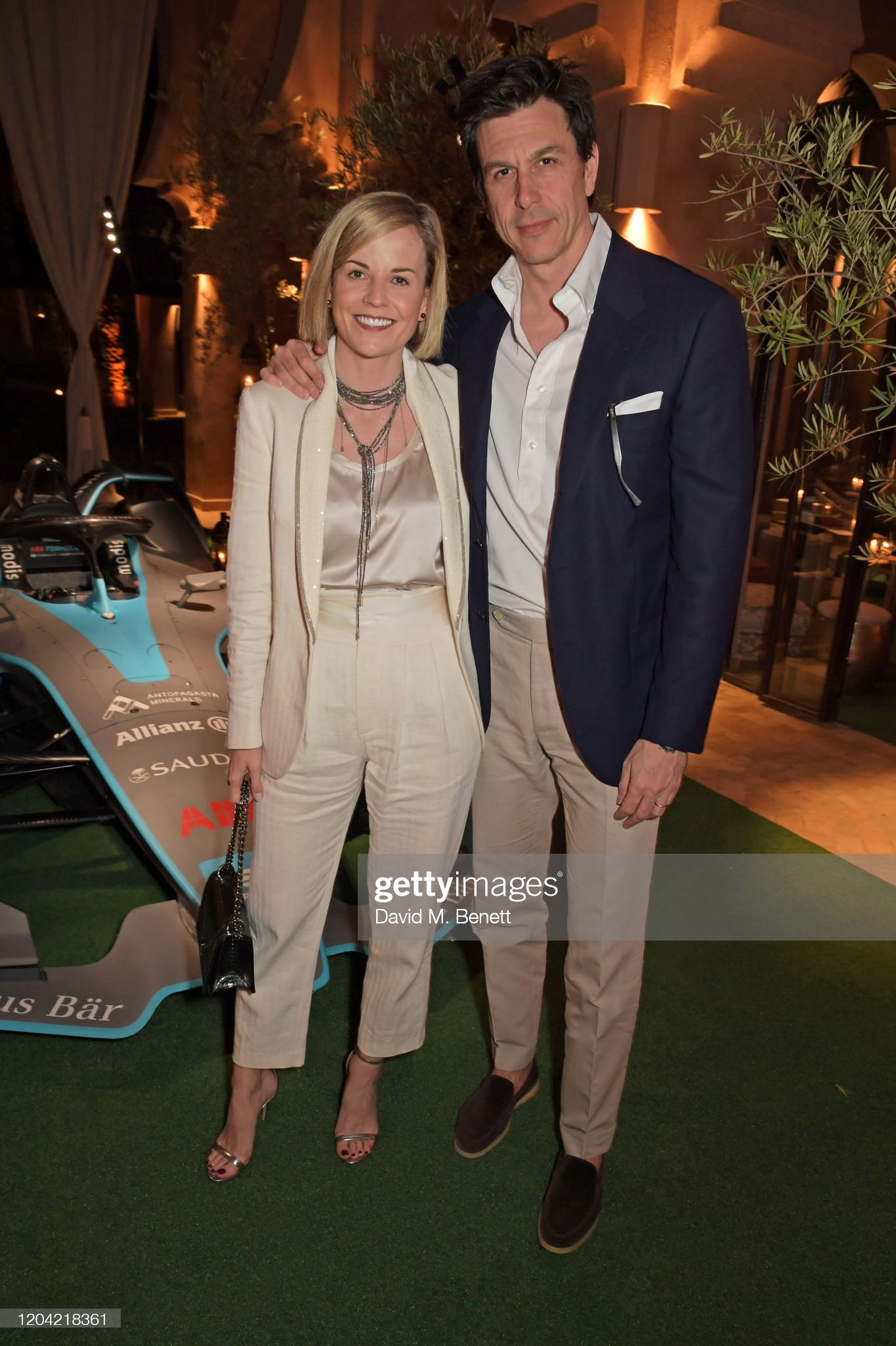 susie-wolff-and-toto-wolff-attend-the-ab