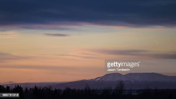 susitna - mt. susitna stock pictures, royalty-free photos & images