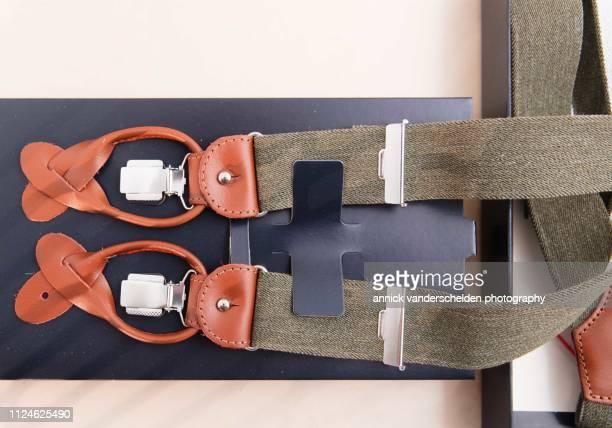 suspenders - liguero fotografías e imágenes de stock