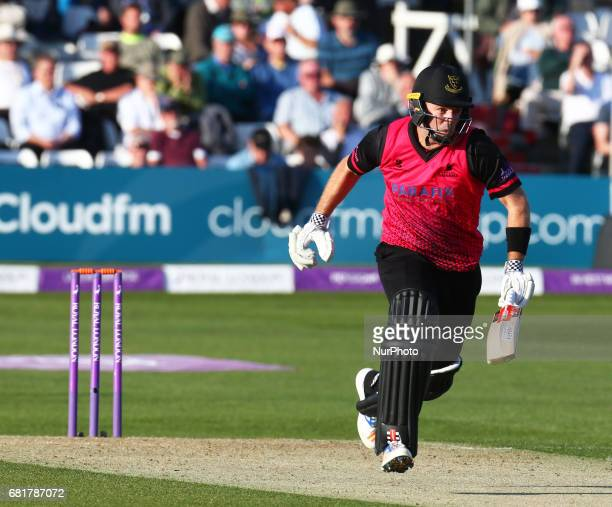 Sussex's Chris Nash during Royal London One Day Cup match between Essex Eagles and Sussex Sharks at The Cloudfm County Ground Chelmsford Essex on May...