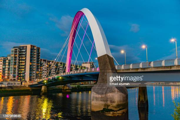 sustainable glasgow - strathclyde stock pictures, royalty-free photos & images