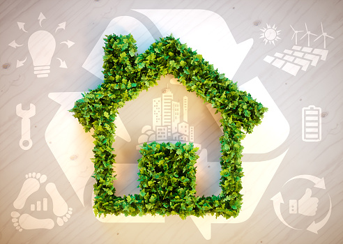 Sustainable living 538895150