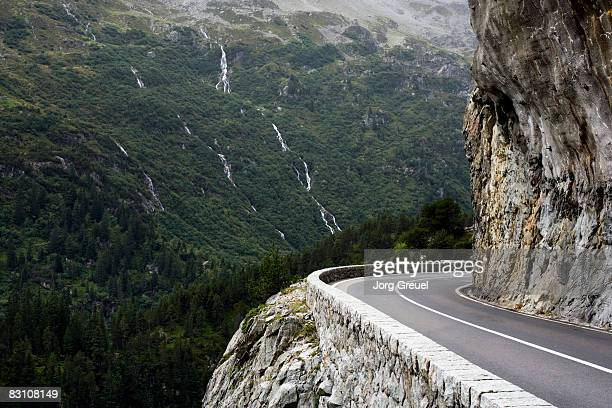 Susten pass road