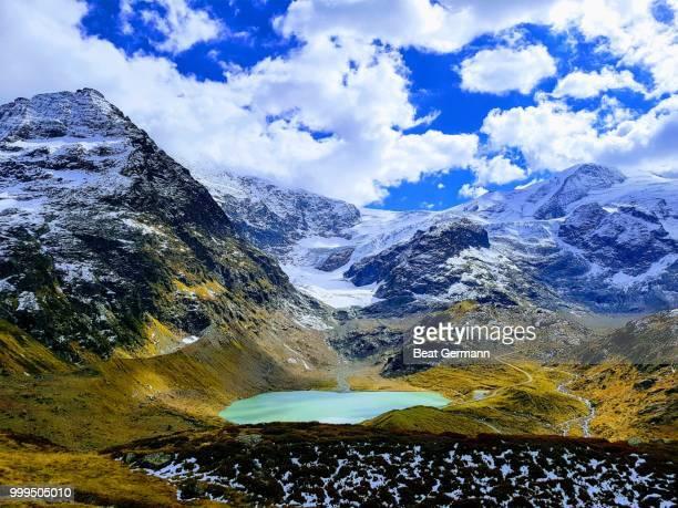 Sustenpass in the Swiss alps
