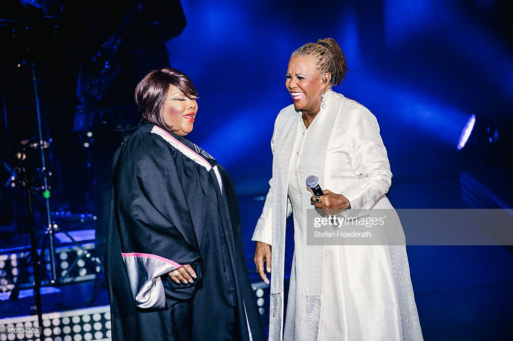 Queen Esther Marrow Performs In Berlin : News Photo