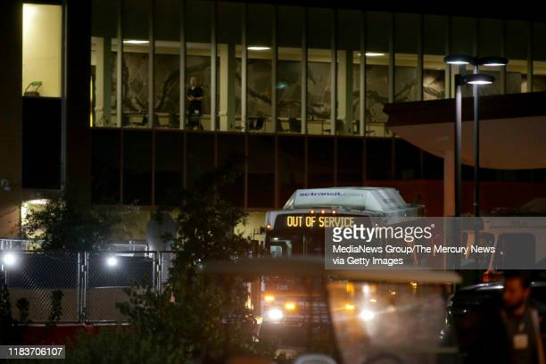 Sutter Santa Rosa Regional Hospital began an orderly evacuation of patients in Santa Rosa Calif on Saturday Oct 26 2019 The hospital is in a...