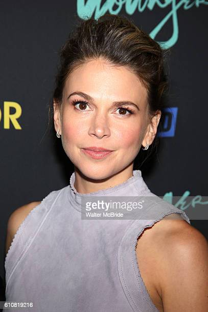 Sutton Foster attends the 'Younger' Season 3 'Impastor' Season 2 New York Premiere at Vandal on September 27 2016 in New York City