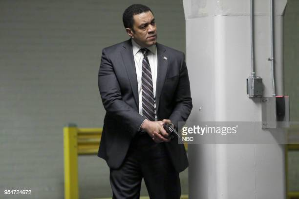 """Sutton Ross """" Episode 522 -- Pictured: Harry Lennix as Harold Cooper --"""