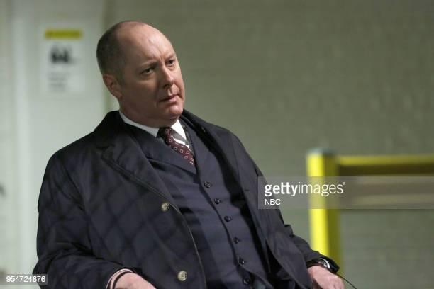 THE BLACKLIST Sutton Ross Episode 522 Pictured James Spader as Raymond Red Reddington