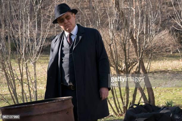 THE BLACKLIST Sutton Ross Episode 522 Pictured James Spader as Raymond 'Red' Reddington