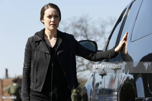 THE BLACKLIST Sutton Ross Episode 522 Pictured Megan Boone as Elizabeth Keen