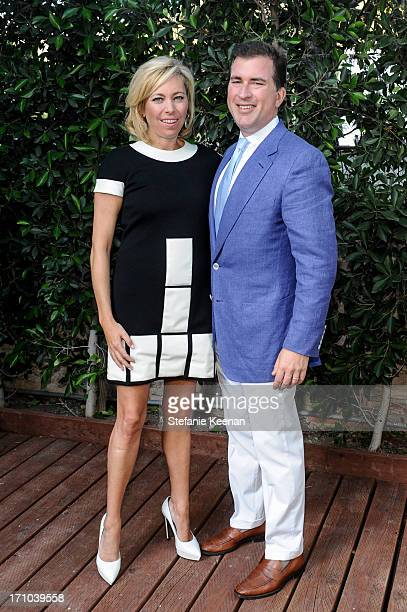 Sutton Stracke and Christian Stracke attend 2013 Los Angeles Dance Project Benefit Gala on June 20, 2013 in Los Angeles, California.